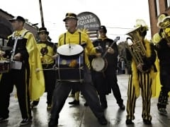 Expandable Brass Band by Captive Moments