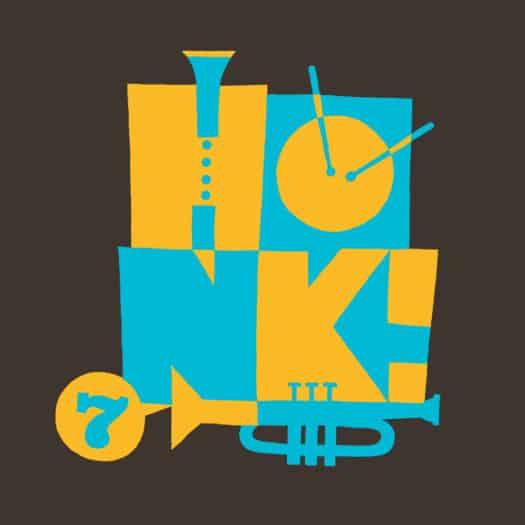 HONK Logo Weinberg