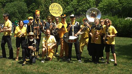 Expandable Brass Band