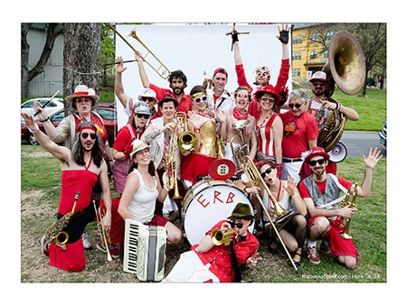 Extraordinary Rendition Band