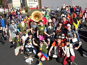 Leftist Marching Band