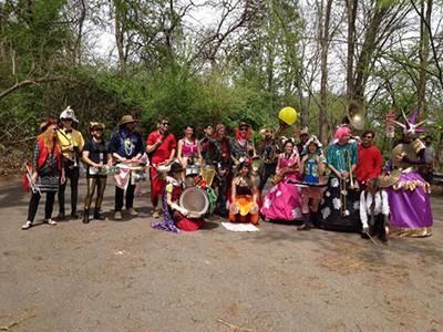 Mayday Marching Band