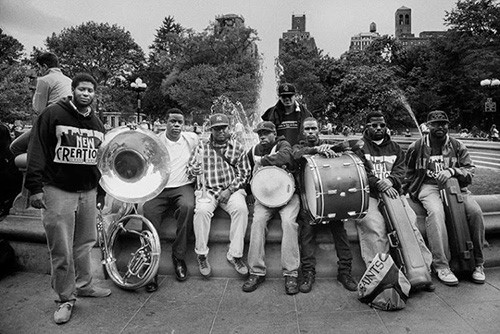New Creations Brass Band