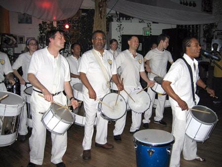 Samba Tremeterra