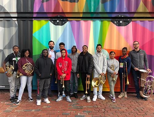 Summer Street Brass Band
