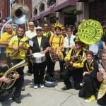 Expandable Brass Band